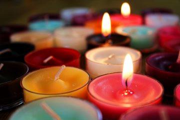 Kerzen erleuchten unseren Alltag. Foto: pixabay