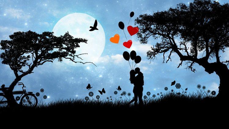 Seelenpartner müssen zahlreiche Lernaufgaben lösen, bis eine erfüllte Partnerschaft ghelebt werden kann. Foto: bngdesigns/pixabay
