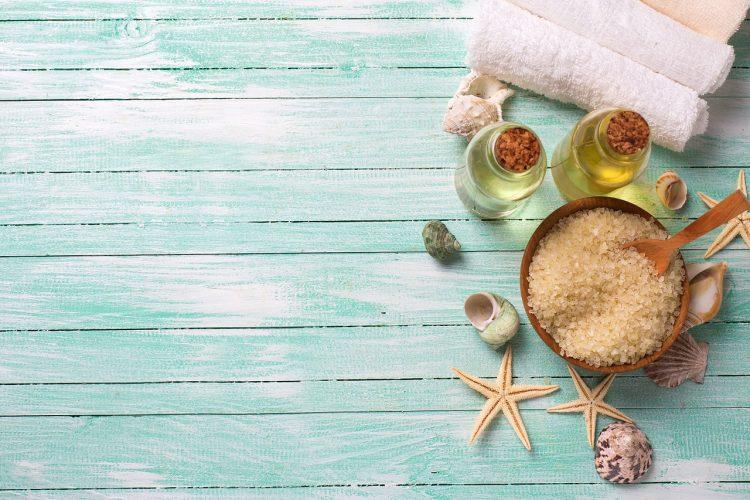 Ein Peeling ist schnell selbstgemacht und bringt wunderbare Effekte. Foto: dungthuyvunguyen/pixabay.com