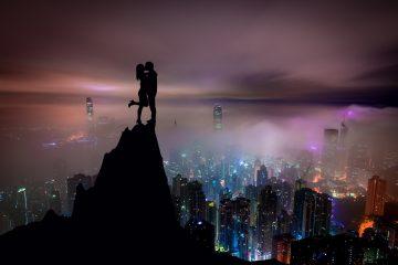 Das nächste Jahr bringt für viele wahre Höhenflüge in Sachen Liebe. Foto: stux/pixabay